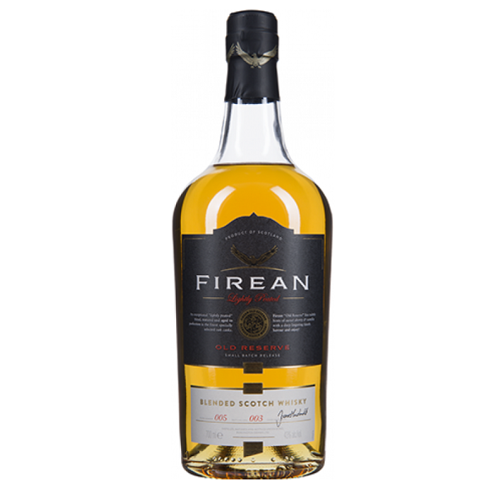 FIREAN OLD RESERVE BLENDED WHISKY 40%  0,7L